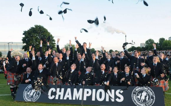 Congratulations to Shotts on