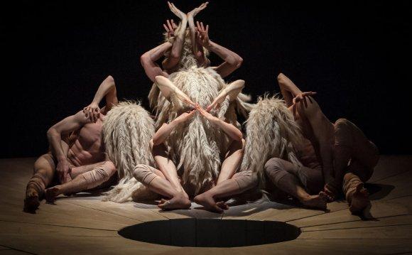 For Scottish Dance Theatre