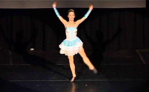 Abbie MacNeil Dancing