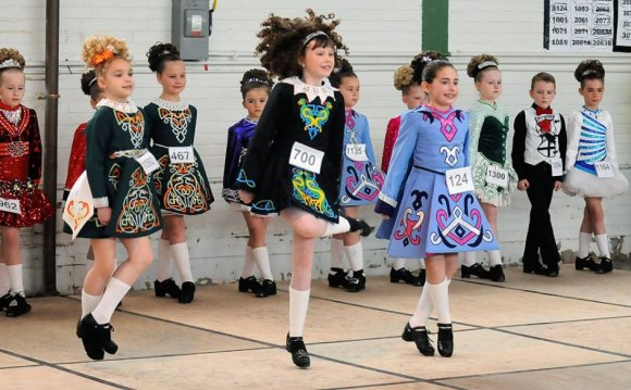 Irish dancing, culture at