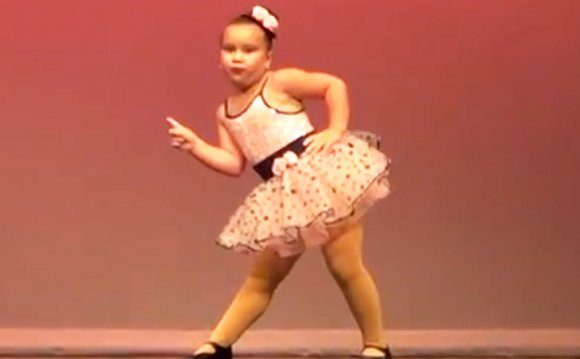 Tiny Dancer Who Dominated