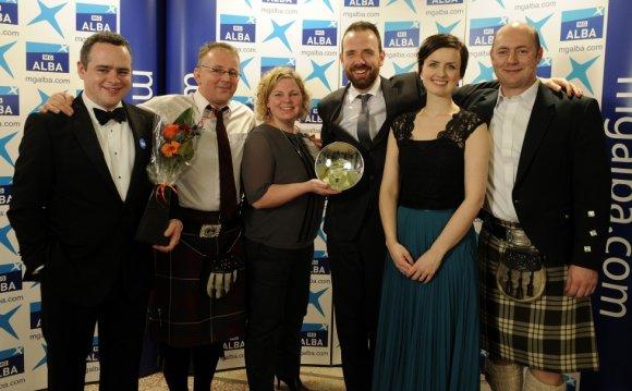 Music Awards Scottish Folk