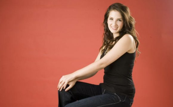 Country singer Katie Armiger