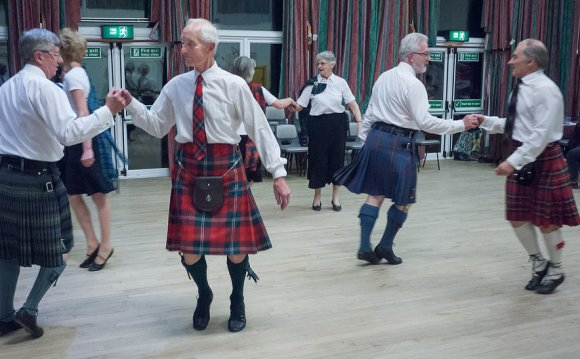 Scottish Barn Dance