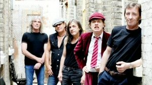 In a class of their own ... rockband AC/DC.