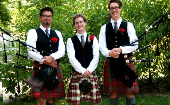 Bagpipes songs for weddings