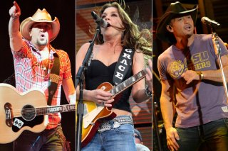 Jason Aldean Gretchen Wilson Tim McGraw