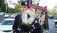 Bagpipe Song For Steve Jobs