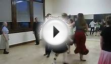 Scottish country dance class (Seattle, U district