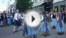 The Frisky, Scottish Country Dance, jig