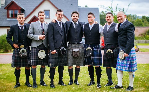 Traditional Scottish Kilts