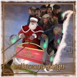 Hellbound Sleigh - Bagpipe and Fiddle xmas songs