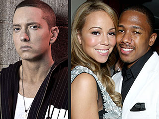 Nick Cannon Blasts Eminem for 'Disrespecting' Mariah Carey