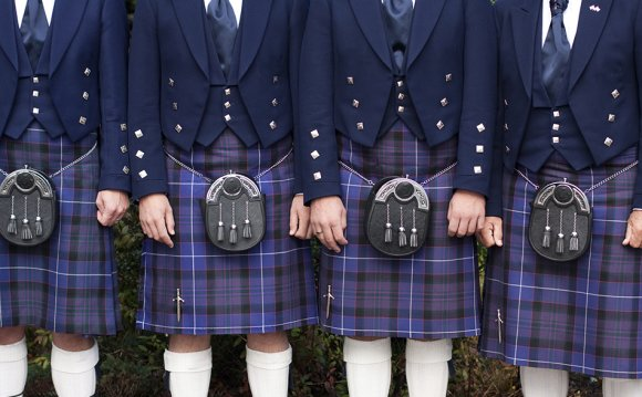 Scottish Kilt jackets