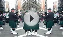 Bagpipes sound effect